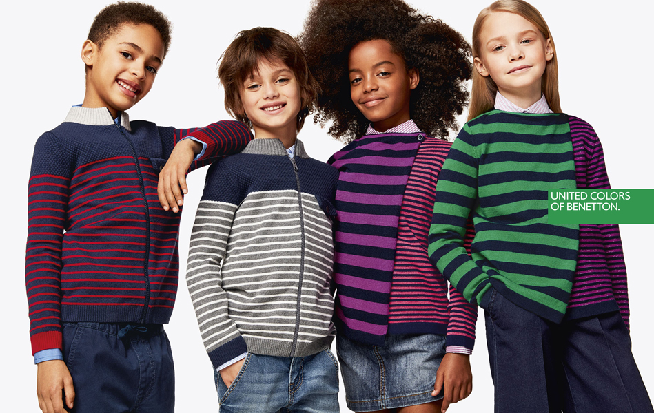 1c49227814 United Colors of Benetton – Kids Fall 17